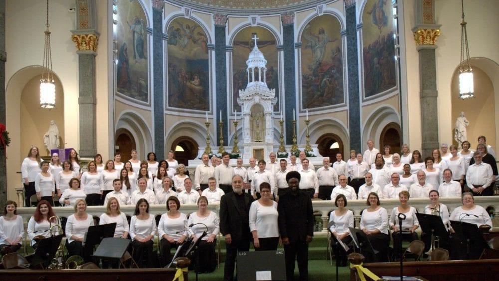 "Capital Singers of Trenton offer Family-Friendly ""Songs of"