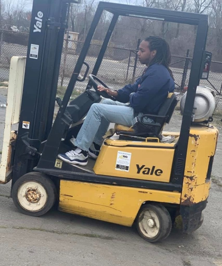Forklift Resume: Creating A Better Way