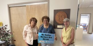 NJ shelter workers receive pay increase
